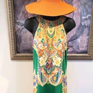 I.N.C. International Concept halter top dress